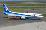 せせらぎさんが、中部国際空港で撮影した全日空 737-881の航空フォト(写真)