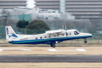 Y-Kenzoさんが、調布飛行場で撮影した新中央航空 228-212の航空フォト(写真)