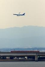 Rundy's Airgraphyさんが、中部国際空港で撮影した全日空 777-281/ERの航空フォト(写真)