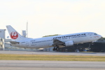 A-Chanさんが、那覇空港で撮影した日本トランスオーシャン航空 737-4Q3の航空フォト(写真)