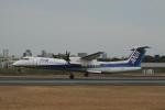 endress voyageさんが、伊丹空港で撮影したANAウイングス DHC-8-402Q Dash 8の航空フォト(写真)