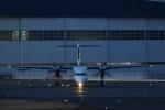 Take51さんが、伊丹空港で撮影したANAウイングス DHC-8-402Q Dash 8の航空フォト(写真)