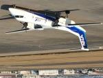 充雅さんが、宮崎空港で撮影したANAウイングス DHC-8-402Q Dash 8の航空フォト(写真)