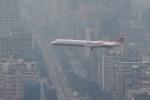 zettaishinさんが、台北松山空港で撮影した遠東航空 MD-82 (DC-9-82)の航空フォト(写真)