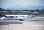 プルシアンブルーさんが、花巻空港で撮影したジェイ・エア CL-600-2B19 Regional Jet CRJ-200ERの航空フォト(写真)