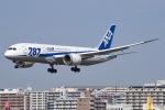 JA8961RJOOさんが、福岡空港で撮影した全日空 787-8 Dreamlinerの航空フォト(写真)