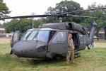 りんたろうさんが、キャンプ座間で撮影したアメリカ陸軍 UH-60L Black Hawk (S-70A)の航空フォト(写真)