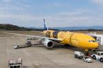 kosiさんが、長崎空港で撮影した全日空 777-281/ERの航空フォト(写真)