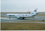 CB20さんが、関西国際空港で撮影したJALウェイズ DC-10-40Iの航空フォト(写真)