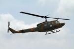 りんたろうさんが、駒門駐屯地で撮影した陸上自衛隊 UH-1Jの航空フォト(写真)