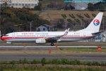 いおりさんが、福岡空港で撮影した中国東方航空 737-89Pの航空フォト(写真)
