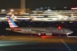 羽田空港 - Tokyo International Airport [HND/RJTT]で撮影されたアメリカン航空 - American Airlines [AA/AAL]の航空機写真