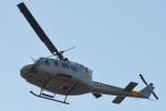 350JMさんが、厚木飛行場で撮影したアメリカ空軍 UH-1N Iroquoisの航空フォト(写真)