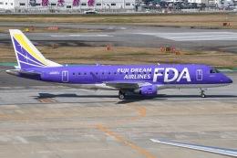 JA8961RJOOさんが、福岡空港で撮影したフジドリームエアラインズ ERJ-170-200 (ERJ-175STD)の航空フォト(写真)