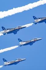 Ariesさんが、名古屋飛行場で撮影した航空自衛隊 T-4の航空フォト(写真)