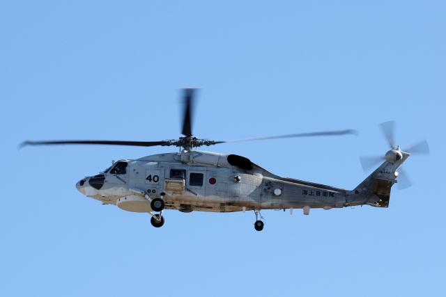 海上自衛隊 Mitsubishi SH-60K 8440 名古屋飛行場  航空フォト | by yabyanさん