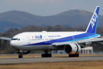 カワPさんが、函館空港で撮影した全日空 777-281の航空フォト(写真)