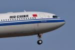 Timothyさんが、成田国際空港で撮影した中国国際航空 A330-343Xの航空フォト(写真)