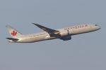 じゃがさんが、成田国際空港で撮影したエア・カナダ 787-9の航空フォト(写真)