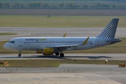 kansai-spotterさんが、ウィーン国際空港で撮影したブエリング航空 A320-214の航空フォト(写真)