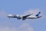 多楽さんが、成田国際空港で撮影したエジプト航空 777-36N/ERの航空フォト(写真)