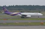 amagoさんが、成田国際空港で撮影したタイ国際航空 A330-343Xの航空フォト(写真)