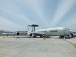 松乃一茶さんが、岩国空港で撮影したアメリカ空軍 E-3C Sentry (707-300)の航空フォト(写真)