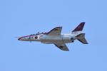 にししょさんが、芦屋基地で撮影した航空自衛隊 T-4の航空フォト(写真)