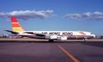 ハミングバードさんが、名古屋飛行場で撮影したエアー・ホンコン 707-336Cの航空フォト(写真)