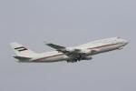 VIPERさんが、羽田空港で撮影したドバイ・ロイヤル・エア・ウィング 747-422の航空フォト(写真)