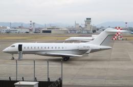 なごやんさんが、名古屋飛行場で撮影したunknown BD-700 Global Express/5000/6000の航空フォト(写真)
