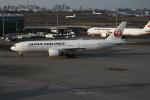 職業旅人さんが、羽田空港で撮影した日本航空 777-246/ERの航空フォト(写真)