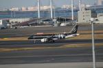 職業旅人さんが、羽田空港で撮影したスターフライヤー A320-214の航空フォト(写真)