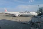 職業旅人さんが、羽田空港で撮影した日本航空 777-346/ERの航空フォト(写真)