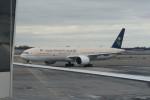 職業旅人さんが、ジョン・F・ケネディ国際空港で撮影したサウジアラビア航空 777-368/ERの航空フォト(写真)