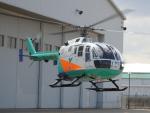 ミルハスさんが、仙台空港で撮影した東北エアサービス Bo 105CBS-4の航空フォト(写真)
