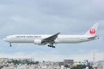 shining star ✈さんが、那覇空港で撮影した日本航空 777-346の航空フォト(写真)