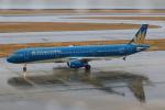 ぽんさんが、中部国際空港で撮影したベトナム航空 A321-231の航空フォト(写真)
