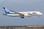 まえちんさんが、羽田空港で撮影した全日空 787-881の航空フォト(写真)