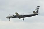 小弦さんが、バンクーバー国際空港で撮影したパシフィック・コスタル・エアラインズ 340Bの航空フォト(写真)