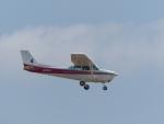 Snow manさんが、成田国際空港で撮影した個人所有 172P Skyhawkの航空フォト(写真)
