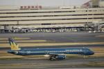 masa0420さんが、羽田空港で撮影したベトナム航空 A321-231の航空フォト(写真)