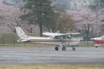 りゅうさんさんが、調布飛行場で撮影したアイベックスアビエイション 172P Skyhawk IIの航空フォト(写真)