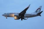 masa707さんが、ロンドン・ヒースロー空港で撮影したロイヤル・エア・モロッコ 737-7B6の航空フォト(写真)
