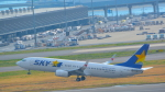 toyoquitoさんが、羽田空港で撮影したスカイマーク 737-86Nの航空フォト(写真)