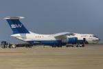 じゃるちゃんさんが、中部国際空港で撮影したシルク・ウェイ・エアラインズ Il-76TDの航空フォト(写真)