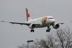 masa707さんが、ロンドン・ヒースロー空港で撮影したTAP ポルトガル航空 A319-111の航空フォト(写真)