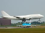 フリューゲルさんが、成田国際空港で撮影したJALウェイズ 747-346の航空フォト(写真)
