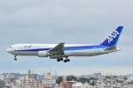shining star ✈さんが、那覇空港で撮影した全日空 767-381の航空フォト(写真)