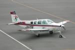 KAKOさんが、岡南飛行場で撮影した個人所有 A36 Bonanza 36の航空フォト(写真)